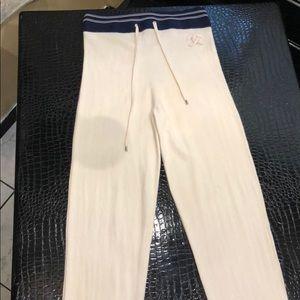 CHANEL cashmere sweat pants